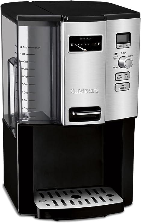Cuisinart DCC-3000 - Cafetera (Independiente, Negro, Acero ...