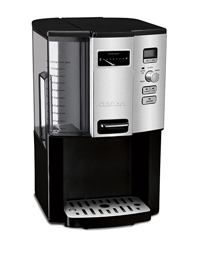 Amazon.com: Cuisinart DCC-3000 Coffee-on-Demand 12-Cup ...