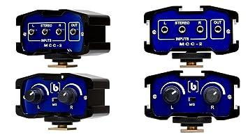 Beachtek Beachtek MCC-2 - Adaptador de audio con ...