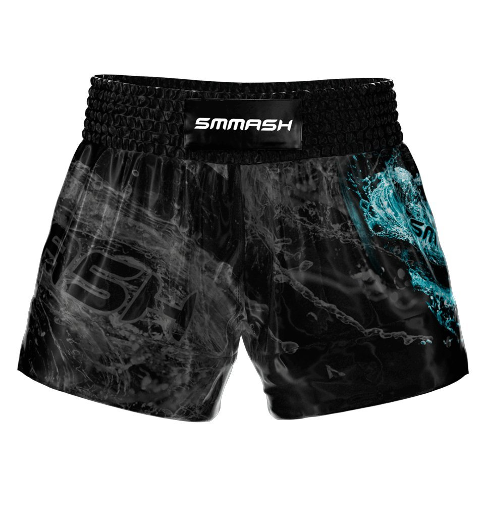 SMMASH MUAY THAI SHORTS SPLASH SMMASH X-WEAR