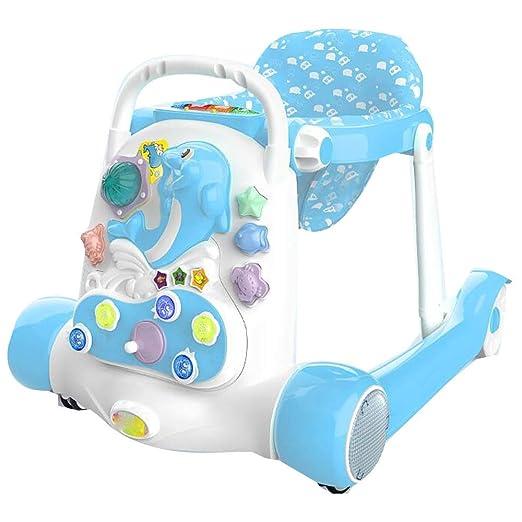 YUMEIGE Walkers First Steps andador para bebé, chasis grande en ...