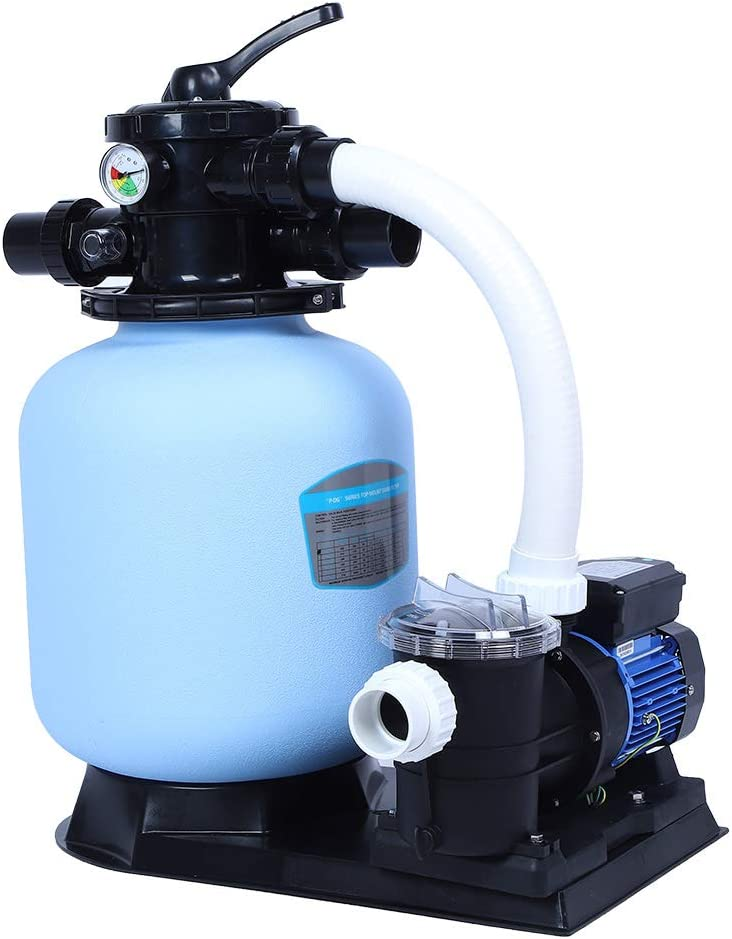 Sand Pool Filters with Water Pump