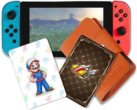 Tarjetas de juego NFC para Mario Kart 8 Deluxe Switch – 20 piezas ...