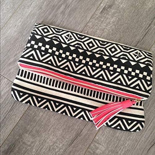 Amazon.com: Bergdorf Goodman Aztec Clutch: Beauty