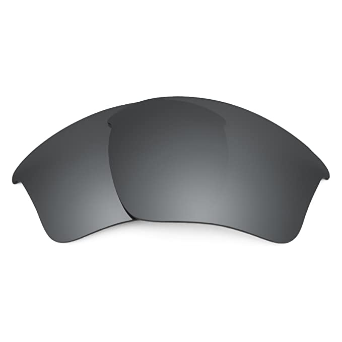 9b3c9d4439 Revant Replacement Lenses for Oakley Half Jacket 2.0 XL Black Chrome  MirrorShield®  Amazon.co.uk  Clothing