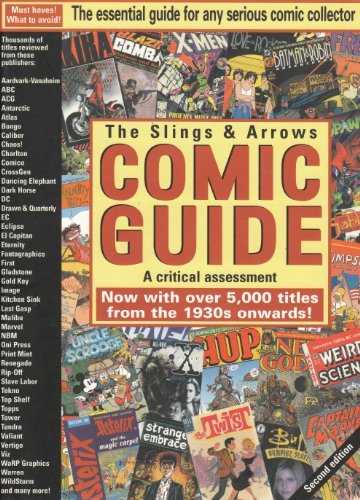 Slings & Arrows Comic Guide - 2nd Edition