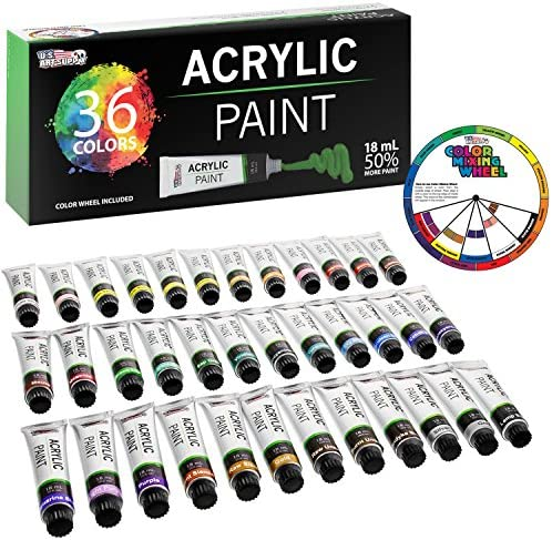 Art Supply Professional Color Acrylic product image