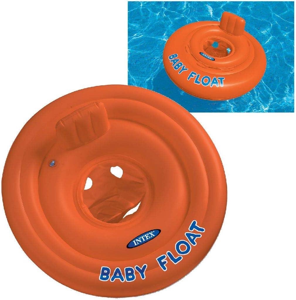 Intex 56588EU - Flotador hinchable de 76 cm para bebé de 1 a 2 ...