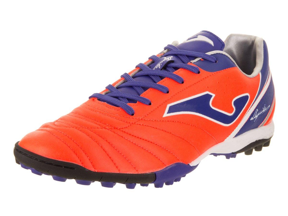 Joma Men's Aguila 608 Turf Soccer Cleat B01IRLQJDA 9.5 D(M) US|Naranja