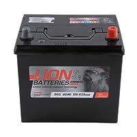 LION BATTERY 005 60AH 420CCA L230 x W170 x H223 0/1