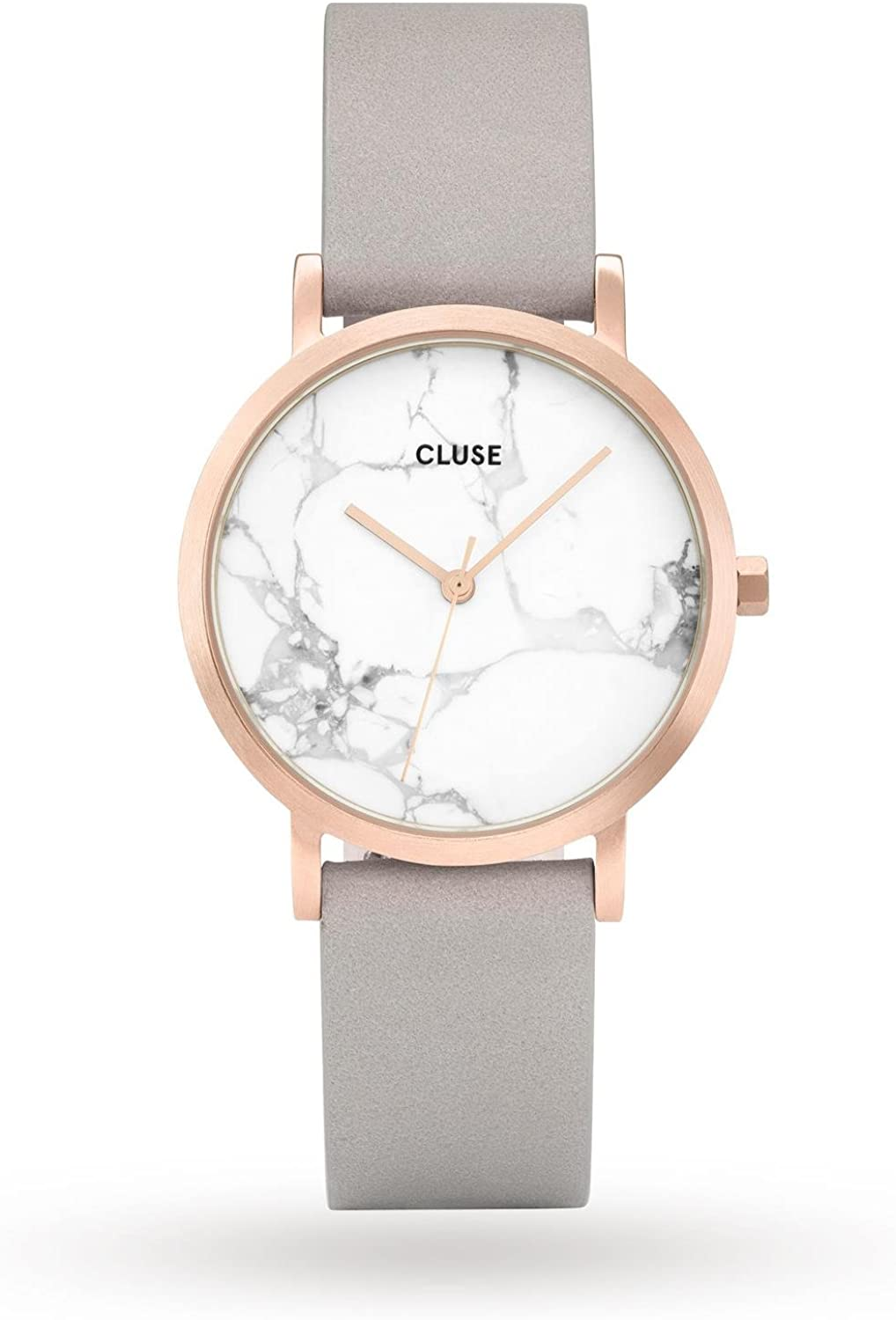 CLUSE Womens Analogue Classic Quartz Connected Wrist Watch with Leather Strap CL40103