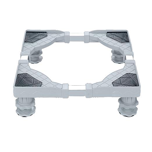 luxtech soporte de almacenamiento universal ajustable acero ...