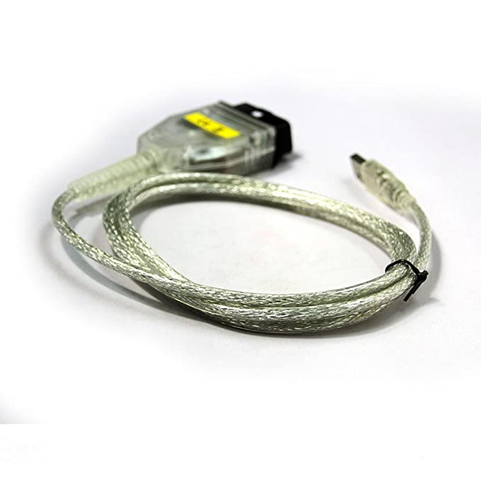 BMW INPA K+ CAN Ediabas cable with switch DCAN Interface