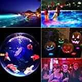 Ameyes Submersible LED Lights,Remote Controlled