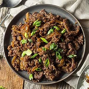 Amazon.com : Wang Authentic KBBQ Bulgogi meat gift