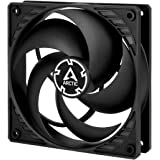 ARCTIC F12-120 mm Standard Case Fan Black 120 mm - P-Series