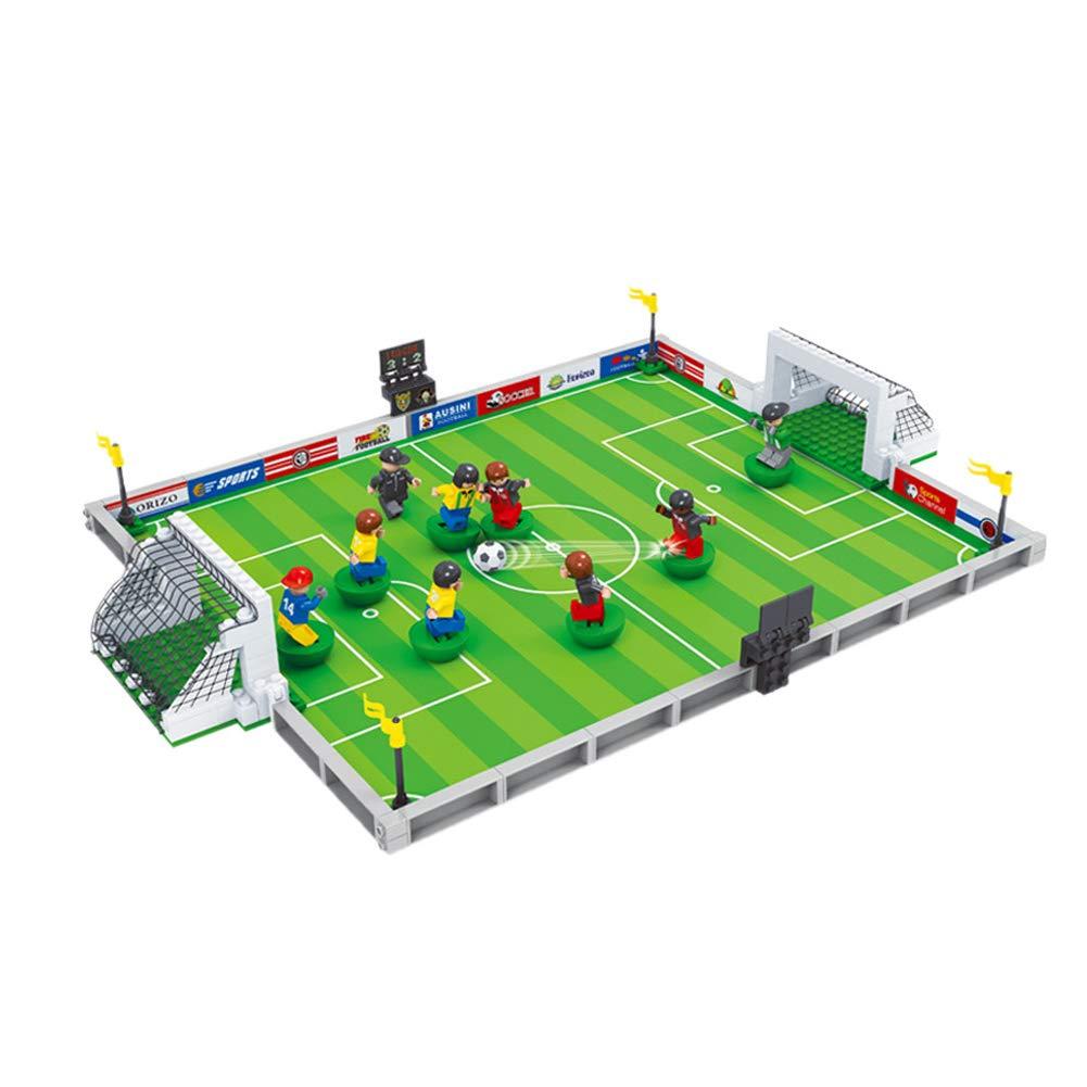 Mirc Edificio De Futbol Bloques Copa Mesa Mundial Nintilde O Juego