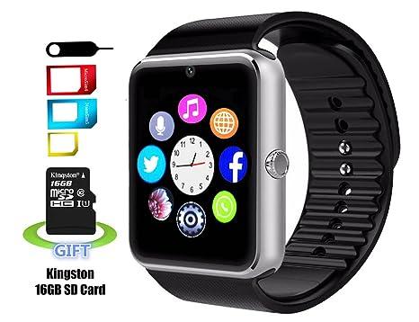 Smart reloj señora largo YG8 Bluetooth a prueba de sudor muñeca reloj inteligente con pantalla táctil