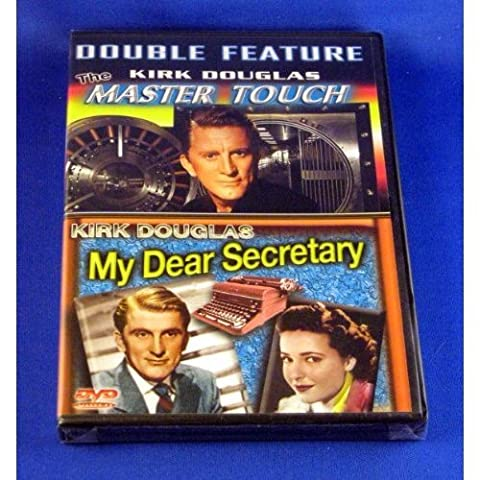 Master Touch/My Dear Secretary Kirk Douglas Double Feature (Master Touch Dvd)