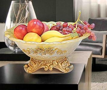 Obst Teller Obst Teller Gehobenen Vintage Hauptdekor Luxus Restaurant  Dekoration Wohnzimmer Dekoration , 3