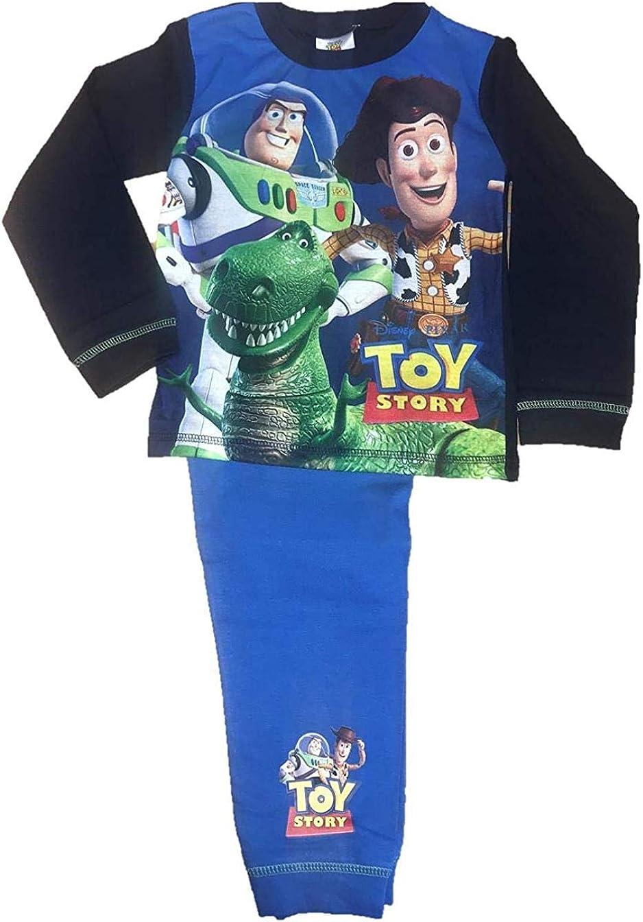Disney Chicos Toy Story Smile Pijamas