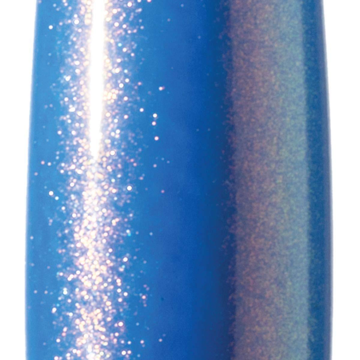 Furls Odyssey Crochet Hook Nickel Plated Tip for Effortless Glide, Blue Ergonomic Handle E - 3.5mm