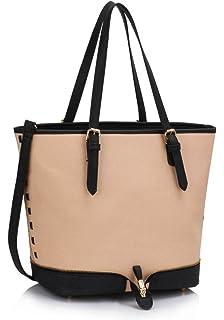 fe395fe3d9d Tote Handbag Womens Handbags Ladies Fashion Shoulder Bag Grab Tote ...