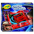 Crayola Color Explosion Cars 2 Glow Board 3d from Crayola