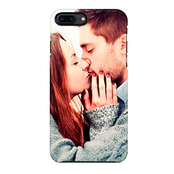 21260582bed Funda Personalizada 3D iPhone/iPad Air 2 3 4 Mini 4 5 5C 6 7 8 con la Foto  y el Texto Que Quieras (iPhone 7 Plus): Amazon.es: Electrónica