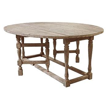 antique oak drop leaf dining room table maple grey oval gate leg 36