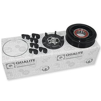 Acoplamiento magnético climática Compresor embrague 110 mm: Amazon.es: Coche y moto