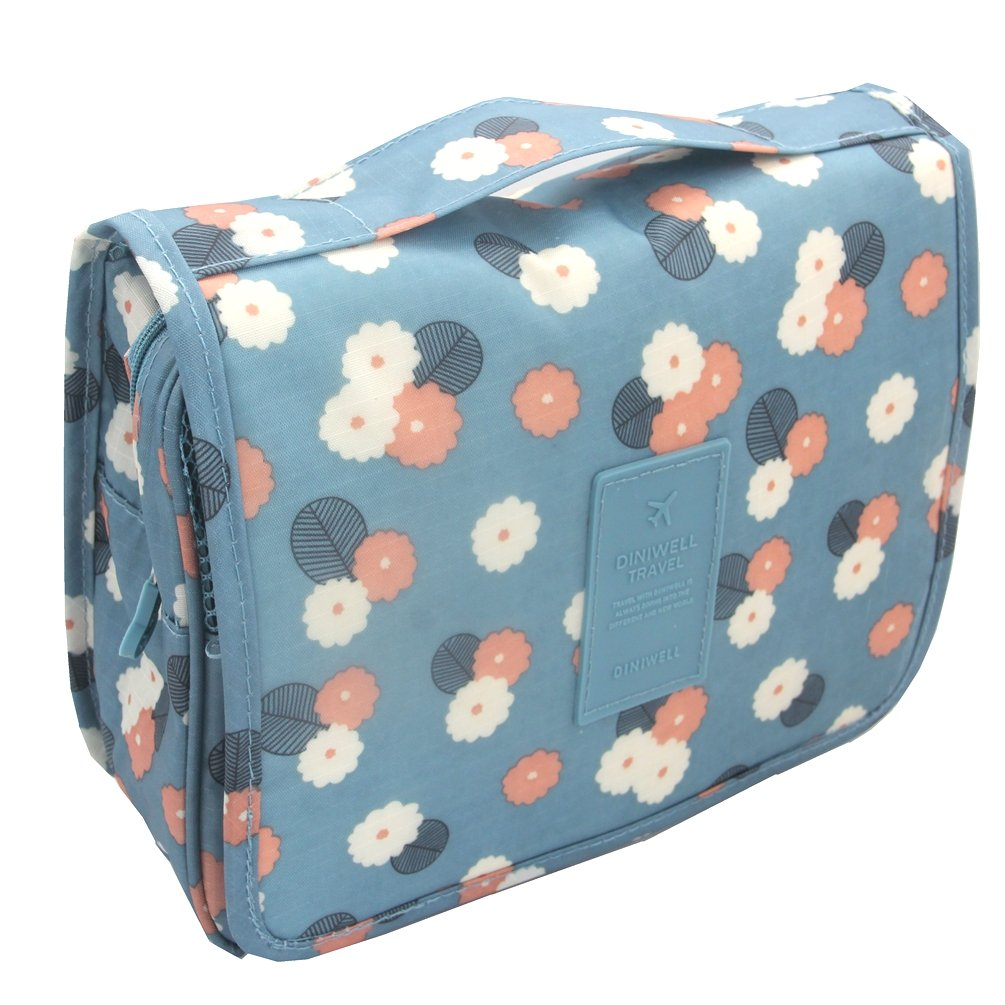 5c5f5b698262 Ac.y.c Hanging Toiletry Bag-Travel Organizer Cosmetic Make up Bag case for  Women