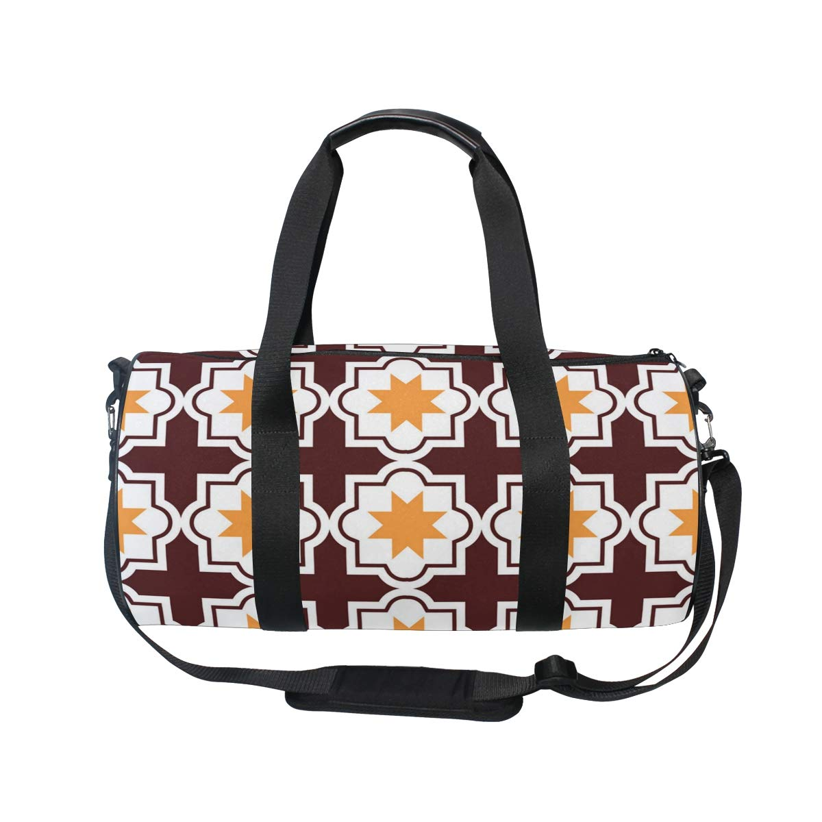Center Fashion Ceramic PictureWaterproof Non-Slip Wearable Crossbody Bag fitness bag Shoulder Bag
