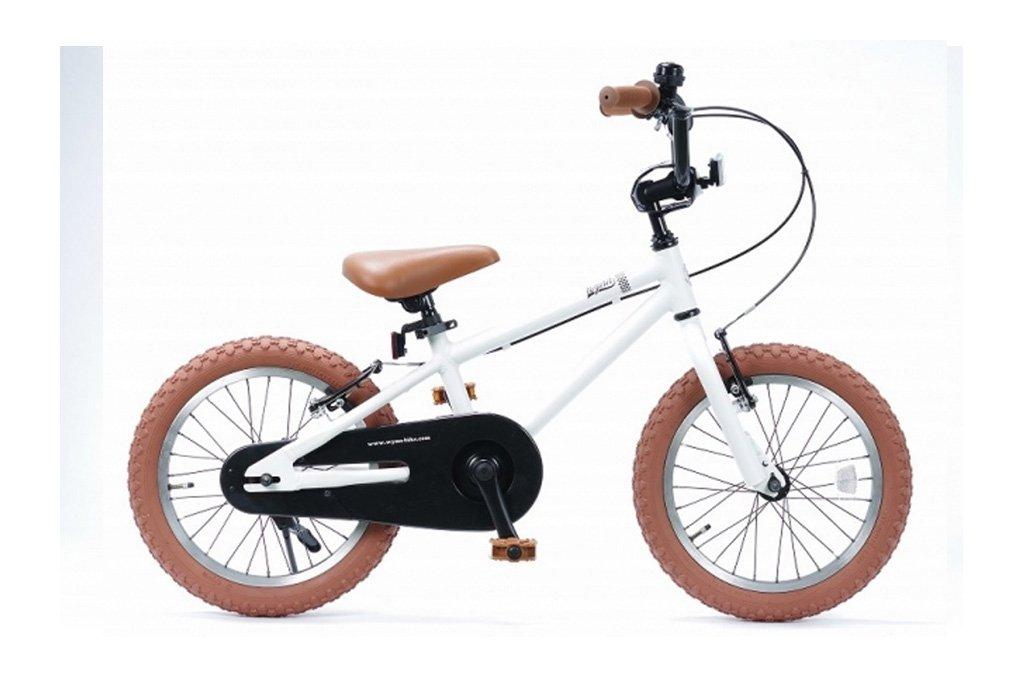 Wynn 16インチ BMXスタイル@28080 16inch 子供用自転車 STRIDER が乗れるようになったら次は (キックスタンドは付属しません) B07C1NT3Q9 MW x BROWN MW x BROWN