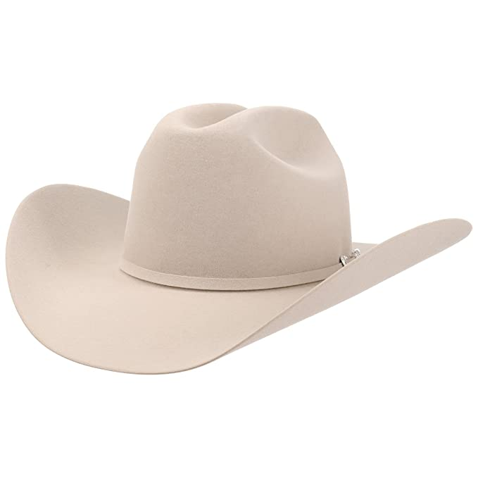 Stetson Mens Cowboy Hat Hackberry brown