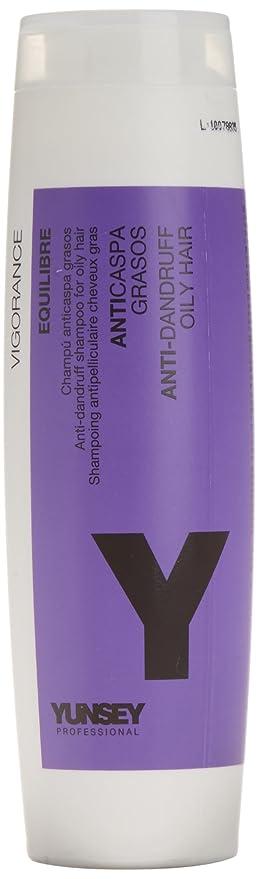 Yunsey Vigorance Equilibre Champú Anticaspa Cabellos Grasos - 250 ml