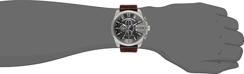 44da1e3b8936 Diesel DZ4290 Reloj Mega Chief
