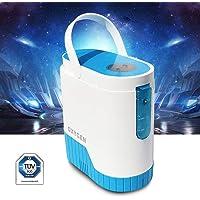 HUKOER 1-5L / min Concentrador de Oxígeno Cuidado