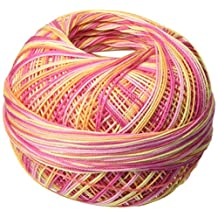 Handy Hands HH20-132 Embroidery Lizbeth Cordonnet Cotton Size 20-Tropical Punch