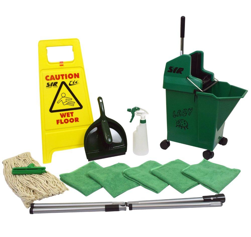 SYR 994708AMZ Mopping Kit Green Starter Kentucky