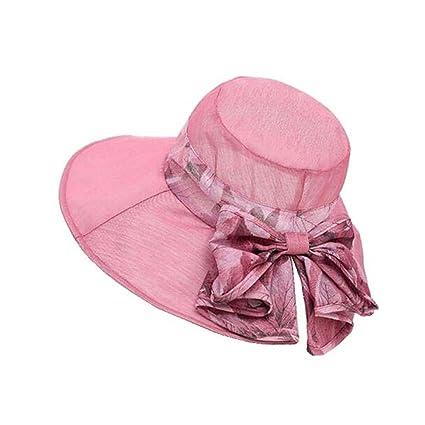Amazon.com   Koala Superstore Beach Hat Foldable Cap Womens Sun Hats ... 51d7717876