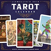 Llewellyn's 2019 Tarot Calendar: Insights, Spreads, and Tips
