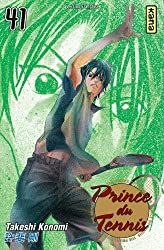 Prince du Tennis, tome 41