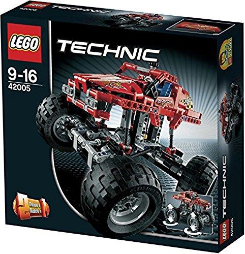 - Technic - Monster Truck (42005)