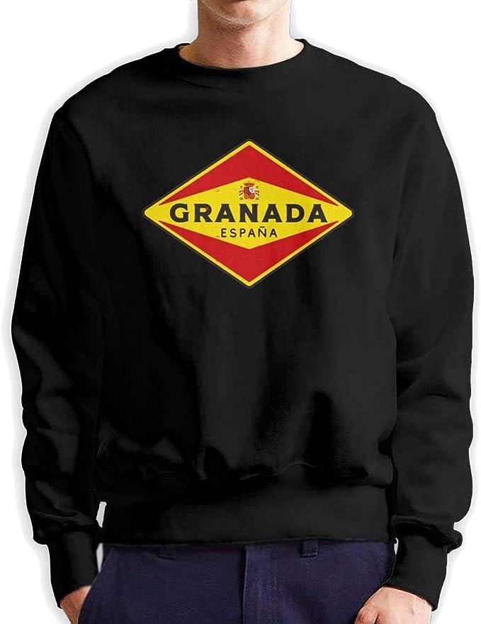 Top Wholesale Granada España - Sudadera de Cuello Redondo para ...