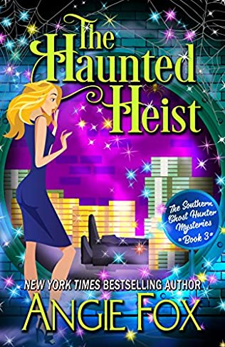 book cover of The Haunted Heist