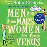 Kyпить Men are From Mars, Women are From Venus на Amazon.com