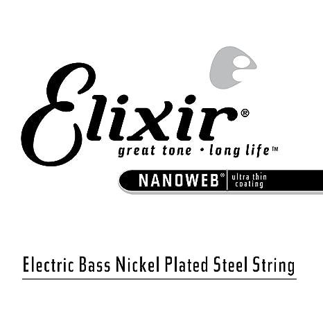 Elixir 15340 - Cuerda para bajo eléctrico.040