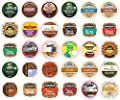 30-count K-cup ALL FLAVORED Coffee Variety Pack - Green Mountain, Grove Square, Authentic Donut Shop, Barnie's, Hurricane, Martinson, Brooklyn Bean, Java Factory, Guy Fieri, & Gloria Jeans