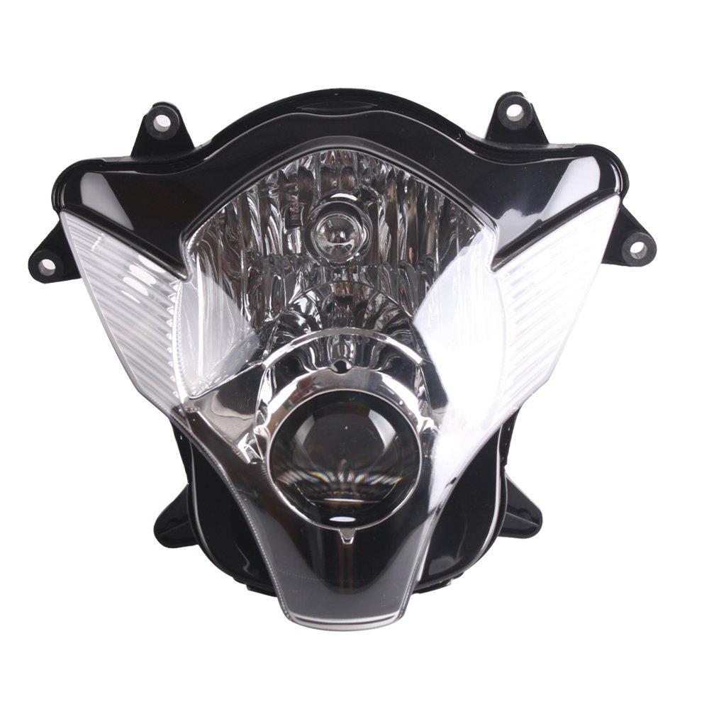 GZYF New Headlight for Suzuki 2006 2007 Gsxr 600 750 K6 06 07 Head Light Clear